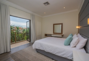 8 tinderwood Bedroom 4 opens onto a balcony