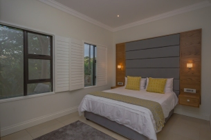 8 tinderwood Bedroom 5 is situated on the ground floor