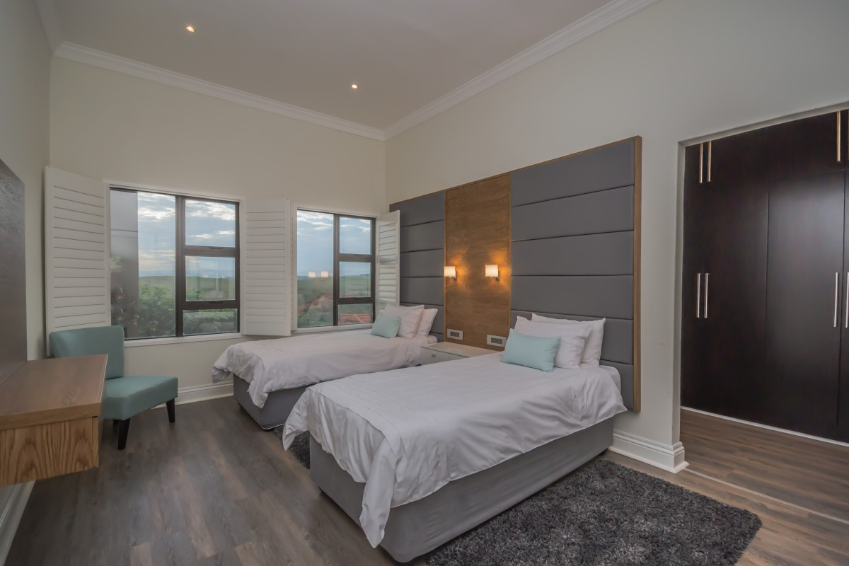 8 Tinderwood bedroom with two single beds