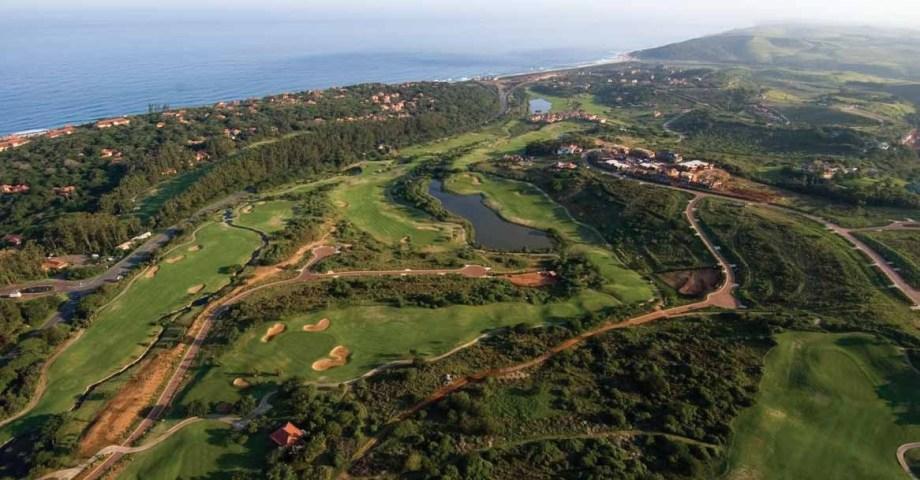 Zimbali's 5* golf course