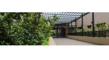 Zimbali Suites entrance