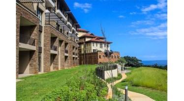 Zimbali Suites front view