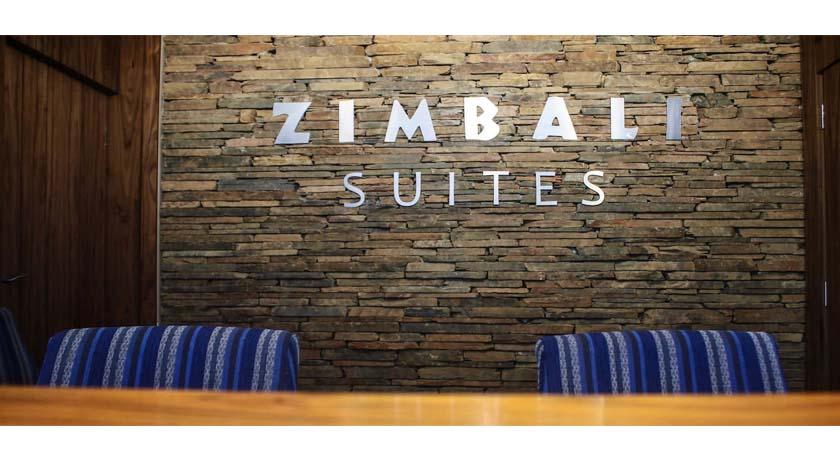 Zimbali Suites reception